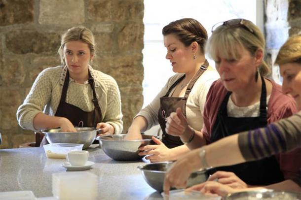 Este tipo de cursos en línea ayudan a disipar los mitos sobre la comida y la cocina medievales. (Restaurante Blackfriars)