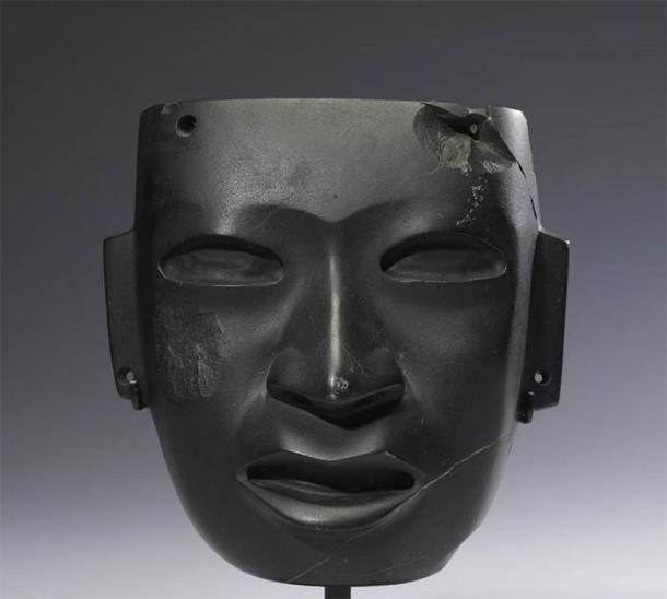 Máscara de estilo teotihuacano, época clásica. (Museo de Arte Walters / CC BY-SA 3.0)
