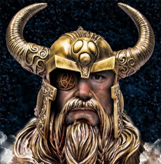 Odin, el dios supremo de la guerra, renunció a uno de sus ojos por el conocimiento. (Bart / CC BY-NC 2.0)