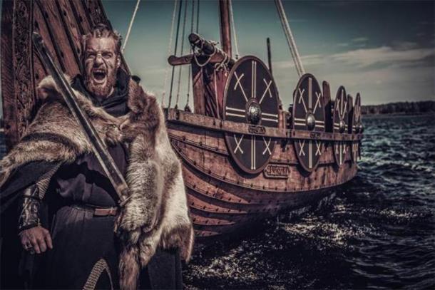 Representación artística de Ragnar Lothbrok (Nejron Photo / Adobe Stock)