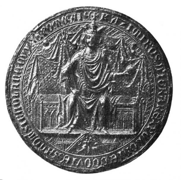 Casimiro el Grande de Polonia representado en una antigua moneda del reino. (Zygmunt Gloger / Dominio público)