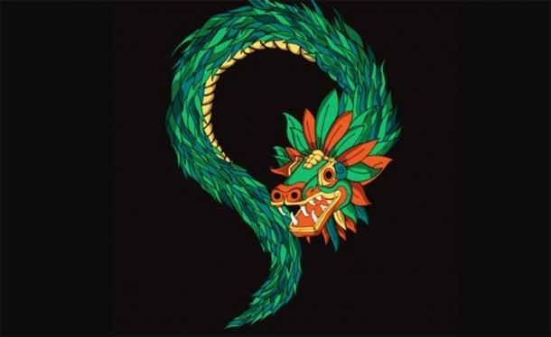 Quetzalcoatl. (guillermo / Adobe Stock)