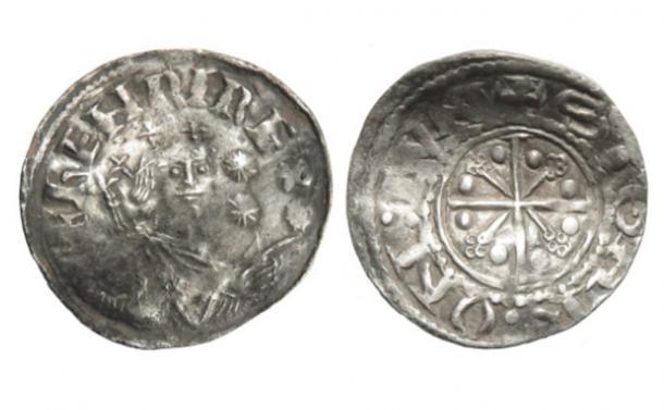 El hallazgo de una moneda medieval rara Henry I de Walter Taylor. (Hansons Auctioneers)