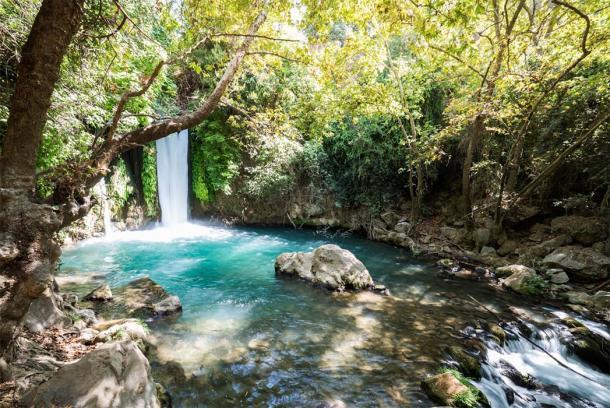 La Autoridad de Parques y Naturaleza, que administra la Reserva Natural de Banias, espera que el descubrimiento atraiga a más turistas a la zona, que también es conocida por su hermosa cascada. LevT / Adobe Stock)