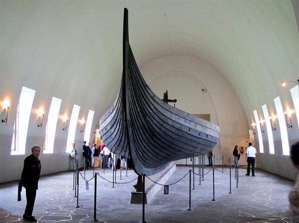 Barco vikingo del Museo del Barco en Oslo. (Alex Berger / CC BY-NC 2.0)
