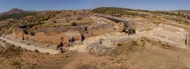 Restos arqueológicos del Foro Romano de Tiermes en Soria. (Tolo / Adobe Stock)