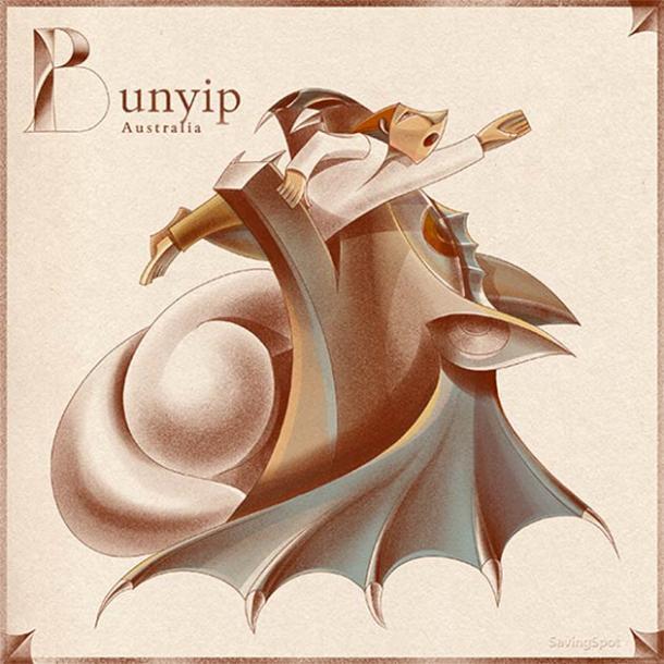 El aterrador críptido australiano llamado bunyip. (Laimute Varkalaite / SavingSpot)