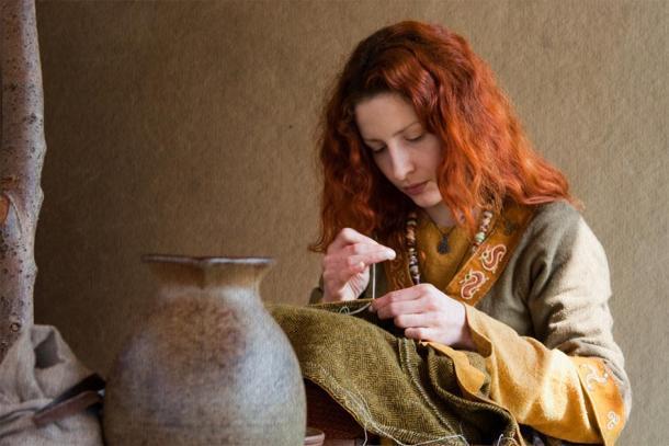 Las mujeres vikingas habían establecido roles en la sociedad. (Hans Splinter / CC BY-ND 2.0)