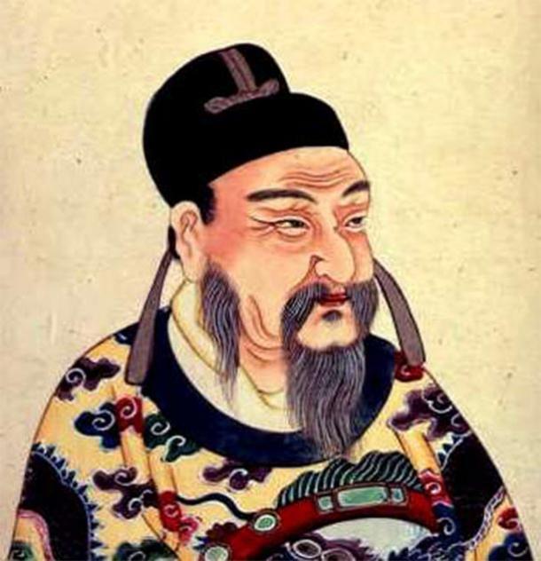 Emperador Gaozu de Tang. (Dominio publico)