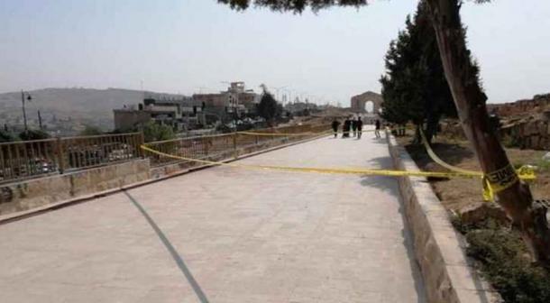 Foto de la escena del incidente. (Noticias de Roya)