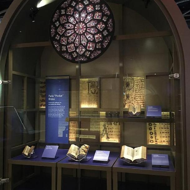 Dentro del museo de la biblia. (Fishermade / CC BY SA 4.0)
