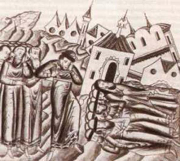 Invasión mongol: la masacre en la ciudad rusa de Suzdal. El annal medieval. (Dominio publico)