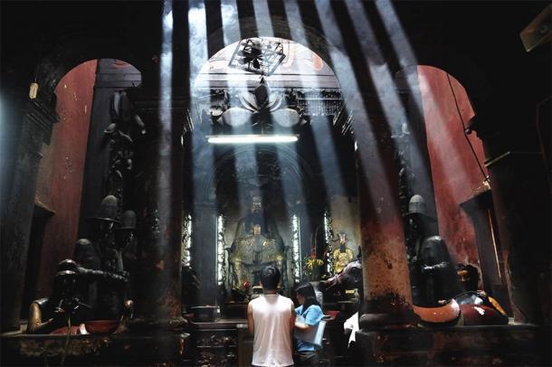 Pagoda del Emperador de Jade en Ciudad Ho Chi Minh. (sergiswand / Adobe Stock)