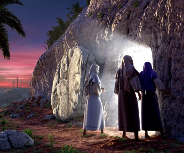 Christianos celebra hoy el Domingo de Pascua como la resurrección de Jesús. Crédito: James Steidl / Adobe Stock