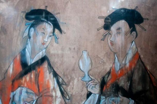 La antigua élite china creía que beber alcohol era parte del refinado estilo de vida. (Pericles de Atenas / Dominio público)