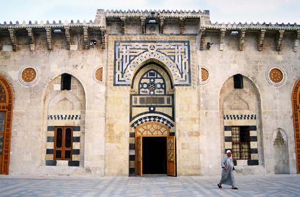 La Gran Mezquita de Alepo (Grzegorz Japol /Adobe Stock)