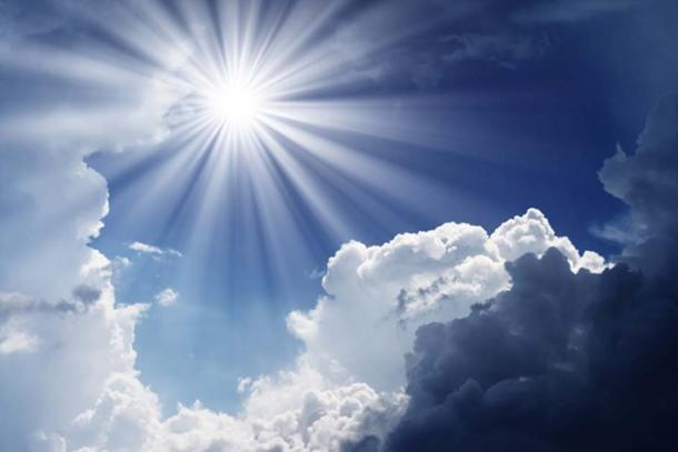 Las palabras para el cielo o los cielos en hebreo y griego se traducen como cielo. (Leonid Tit / Adobe)