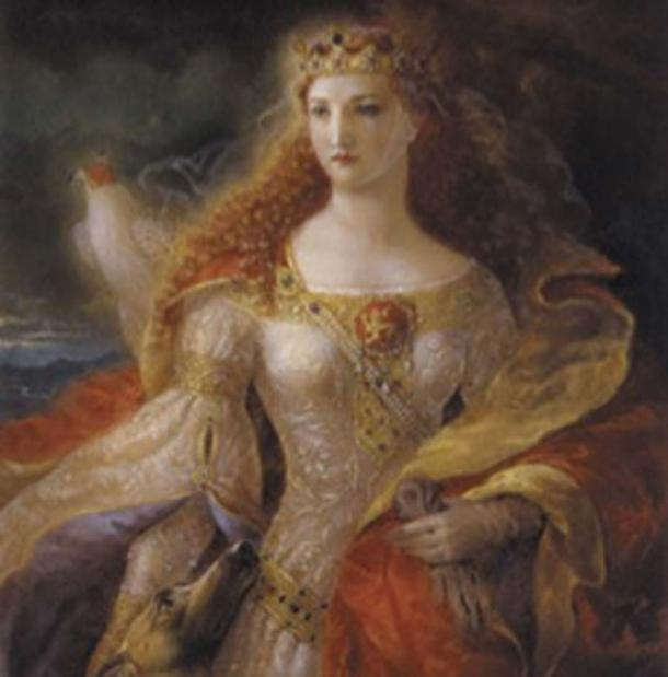 Leonor de Aquitania. (Rezo1515 / CC BY-SA 4.0)
