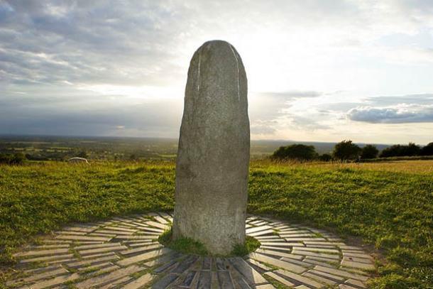 Lia Fáil, también conocida como la Piedra de la Coronación o Piedra del Destino, fue un componente ritual importante en la coronación de los antiguos Altos Reyes de Irlanda. (JohnJDuncan / CC BY-SA 4.0)