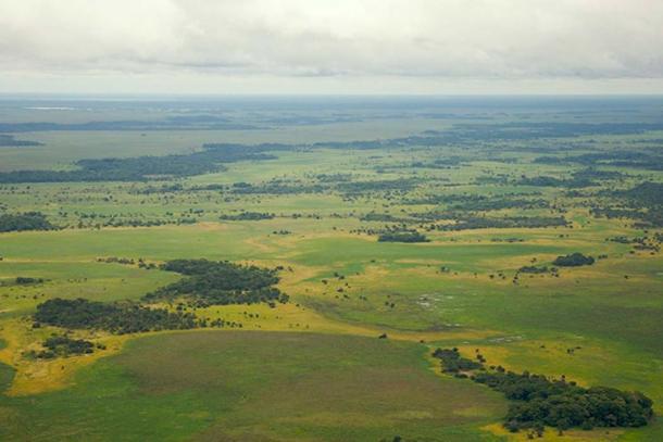 Llanos de Moxos, Bolivia, una de las áreas del estudio del asentamiento de la Amazonia. (Lupo / CC BY-SA 2.0)