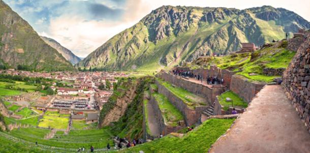 Machu Picchu, la antigua fortaleza inca, en el Valle Sagrado ya está invadida por turistas. (klublu / Adobe)