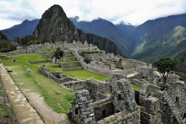 Machu Picchu es uno de los cientos de asentamientos incas que ahora se han registrado. (Dominio publico)