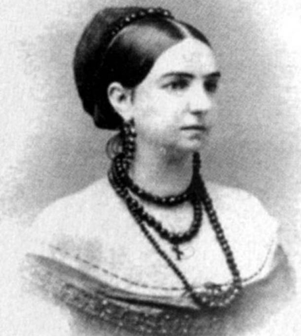 La plata de María Teresa Obrenovici se dice que es uno de los tesoros ocultos de Rumania. (Dominio publico)