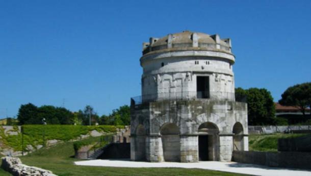 El Mausoleo de Teodorico el Grande, gobernante del Reino Ostrogótico, Rávena, Italia. (Richard / CC BY-SA 2.0)