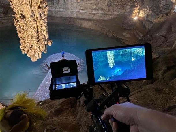 Todavía es posible explorar sitios, como las Cuevas de Loltún, que los mayas han utilizado para la contemplación y las ceremonias. (Dr. Edwin Barnhart, director del Centro de Exploración Maya / Great Courses Plus)