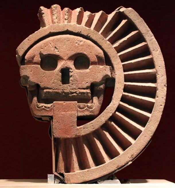 Mictlantecuhtli, dios azteca de los muertos, encontrado en Teotihuacan. (Anagoria / CC BY-SA 3.0)