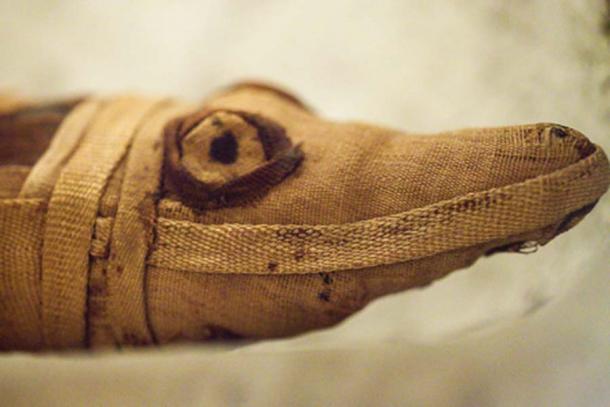 Momia de cocodrilo para el dios Sobek, período Ptolemaico-Romano - Museo de Campo de Historia Natural (Opacidad / CC BY NC-ND 2.0)