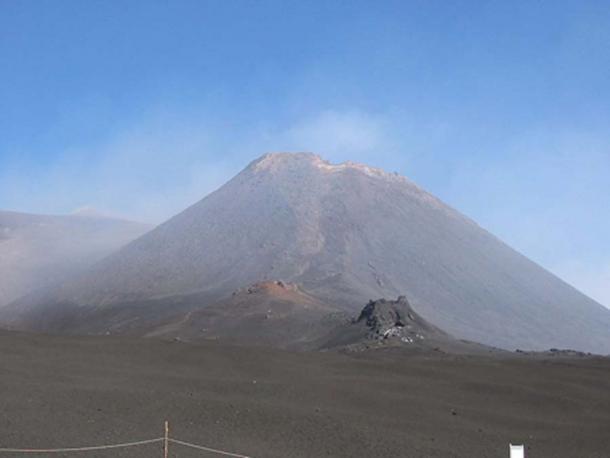 La avalancha del Monte Etna provocó un tsunami. (Padda ~ commonswiki / CC BY-SA 2.5)