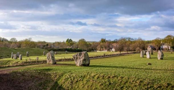 Monumento neolítico de Henbury de Avebury. Crédito: valeryegorov/ Adobe Stock