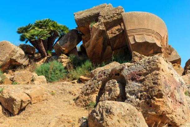 Muchos de los templos del valle se encuentran en ruinas (Wildman / Adobe Stock)