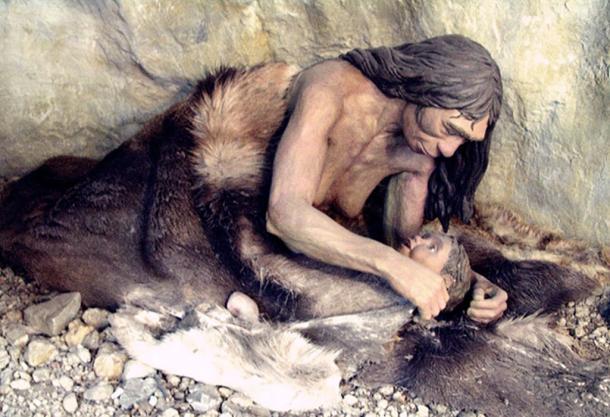 Los neandertales se cruzaron con otras especies de homínidos. (Jaroslav A. Polák / CC BY-SA 2.0)