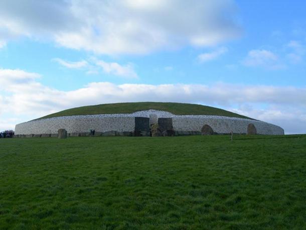 Newgrange, condado de Meath, Irlanda. (CC BY-SA 3.0)