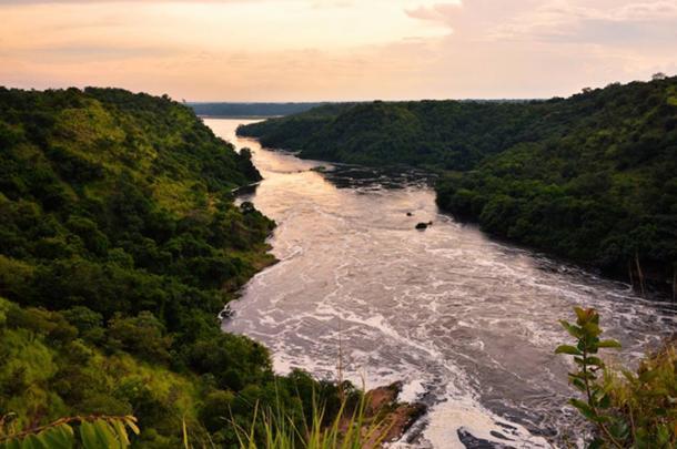 El río Nilo en Uganda. (Rod Waddington / CC BY SA 2.0)