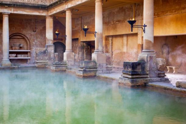 No se ha permitido nadar en los baños desde 1976. (Anthony Brown / Adobe Stock)