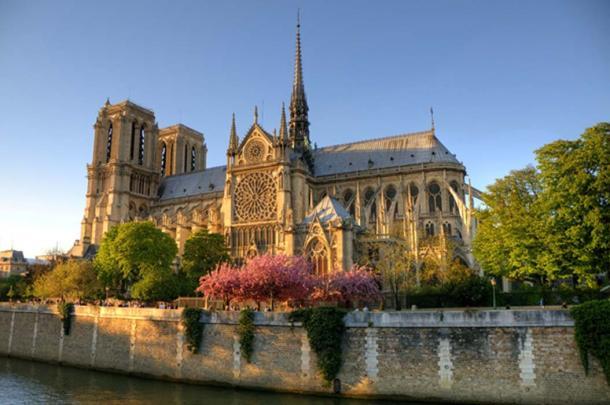 Catedral de Notre Dame, París (XtravaganT / / Adobe Stock)