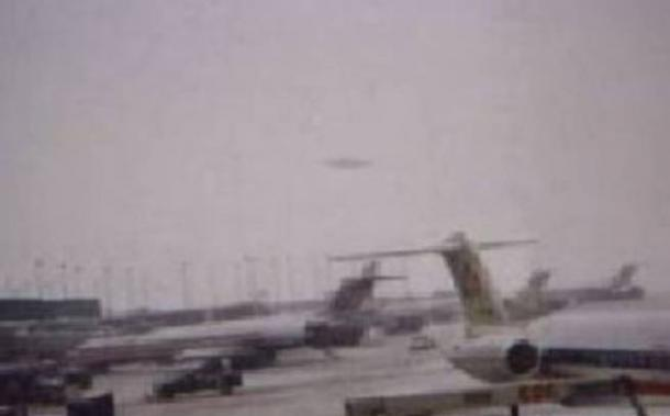Incidente ovni en el aeropuerto de O-Hare, EE. UU.