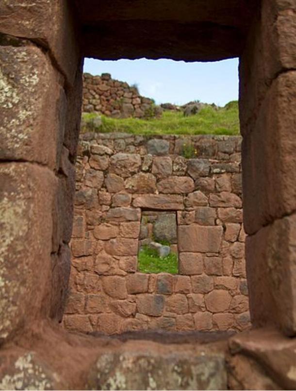 Casas Antigua Inca en Tipón