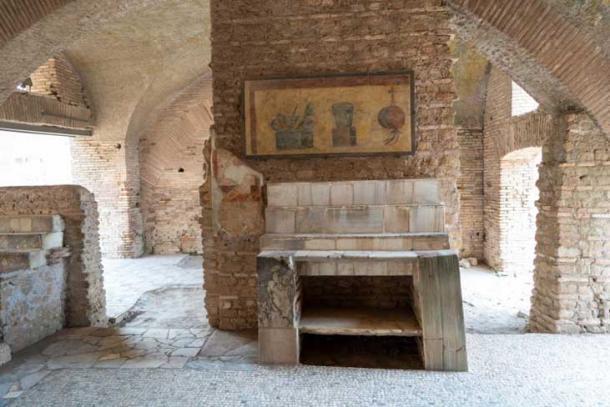 Ostia Antica se convirtió en el hogar de la élite. (Ioannis Syrigos)