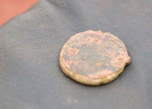 Otros artefactos fueron descubiertos en el fuerte romano. (Ayuntamiento de Exeter)