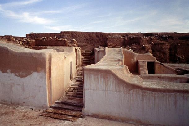 Palacio G de la antigua ciudad de Ebla. (COHBot / CC BY-SA 4.0)