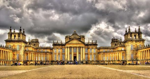 El magnífico Palacio de Blenheim, Oxfordshire, Inglaterra (Leonid Andronov / Adobe Stock)