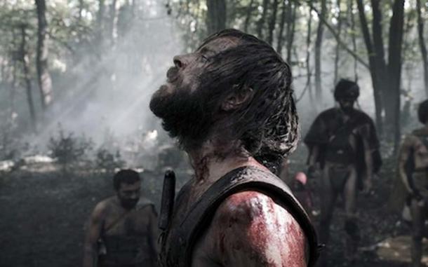 Fotograma de una nueva película sobre Romulus - Il Primo Re (El primer rey