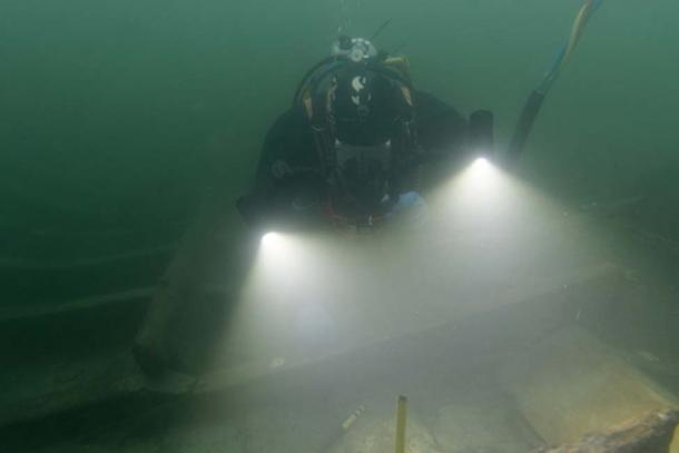 Perfectamente conservados los naufragios vikingos descubiertos. (Landesamt für Kultur und Denkmalpflege Mecklenburg-Vorpommern)