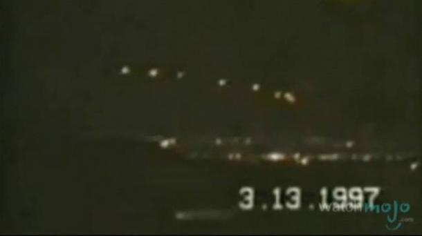 Phoenix Lights, Arizona, Estados Unidos