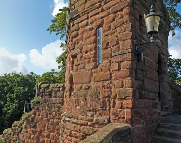 La Torre Phoenix en las murallas de la ciudad de Chester, Inglaterra. Crédito: Phil/ Adobe Stock