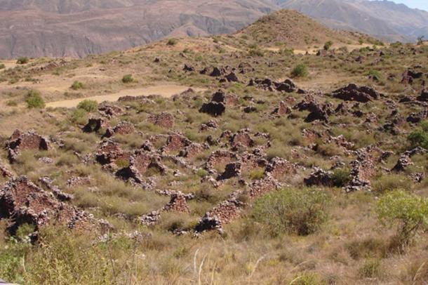 Pikillaqta, fuera de cusco. Los Wari estaban allí antes que los incas. (Carsten ten Brink / CC BY-SA 2.0)